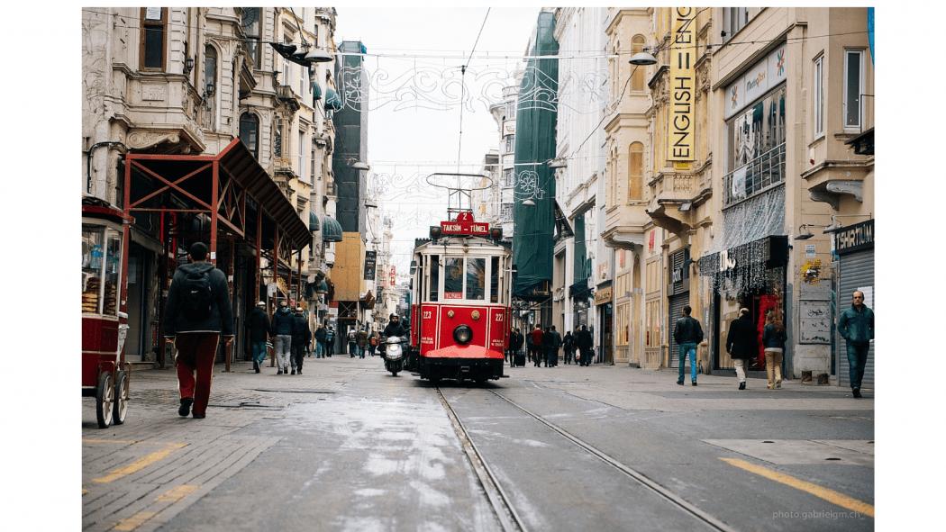 English in Turkey