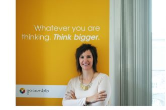 Entrepreneurs: Rosie Mannion from Gocambio