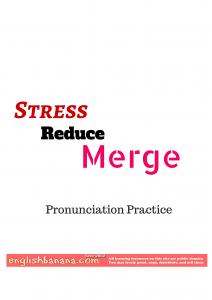 Stress, Reduce, Merge