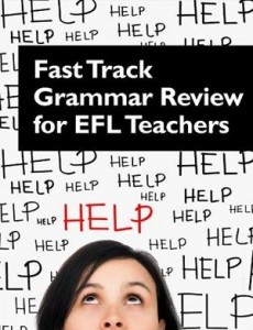 Grammar for EFL Teachers