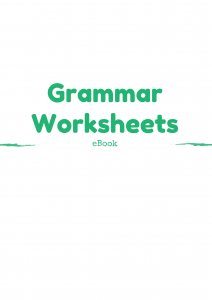 Grammar Worksheets eBook