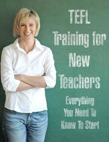 TEFL Training for New Teachers