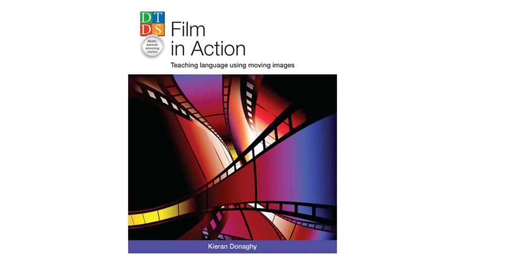 Teaching language using moving images