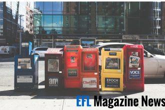 EFL News From Around The World