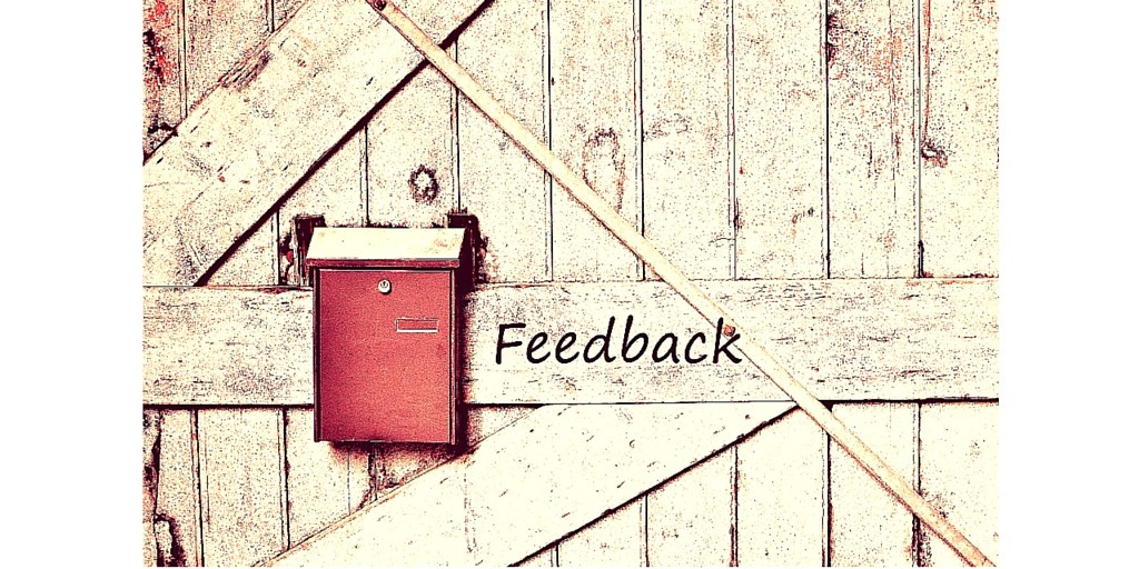 Sources of Feedback on Your Teaching