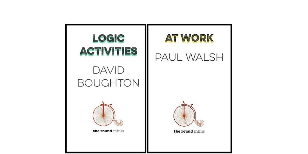 "Book Reviews: ""Logic Activities"" and ""At Work"""