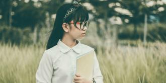 Lifting a fourth-grade language learner
