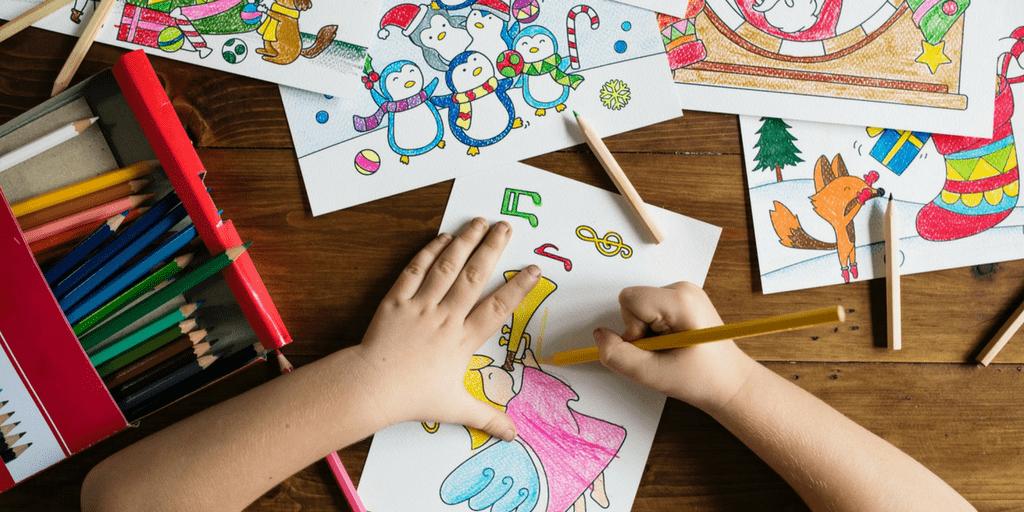 Using Drawings to Help Explain Grammar