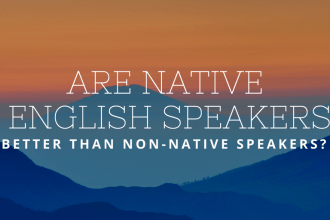 Being Mistaken for a Native Speaker… Mission Accomplished?