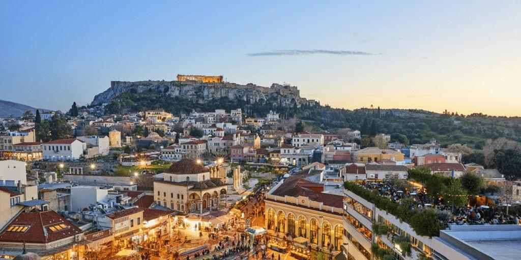 Where I Teach: Piraeus, Greece