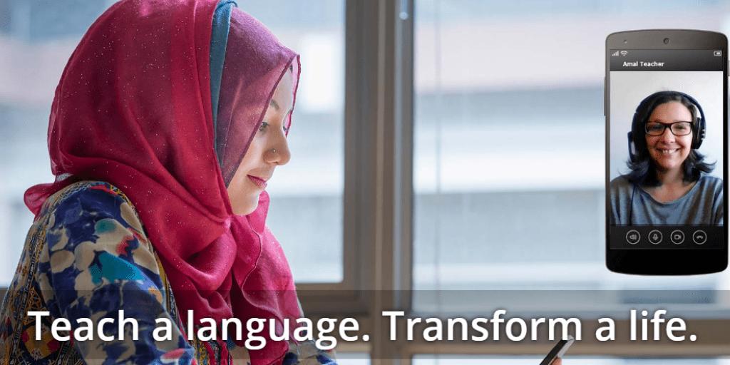 Why I volunteer - Amal Learning