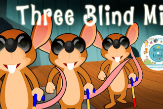 A Trio of Sightless Rodents