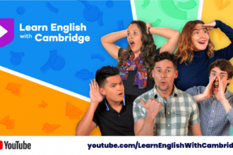 Cambridge University Press Launches New YouTube Channel for Learners of English