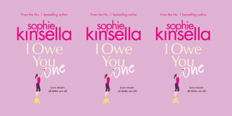 "A Short Linguistic Comment about the Novel ""I Owe You One"", by Sophie Kinsella"