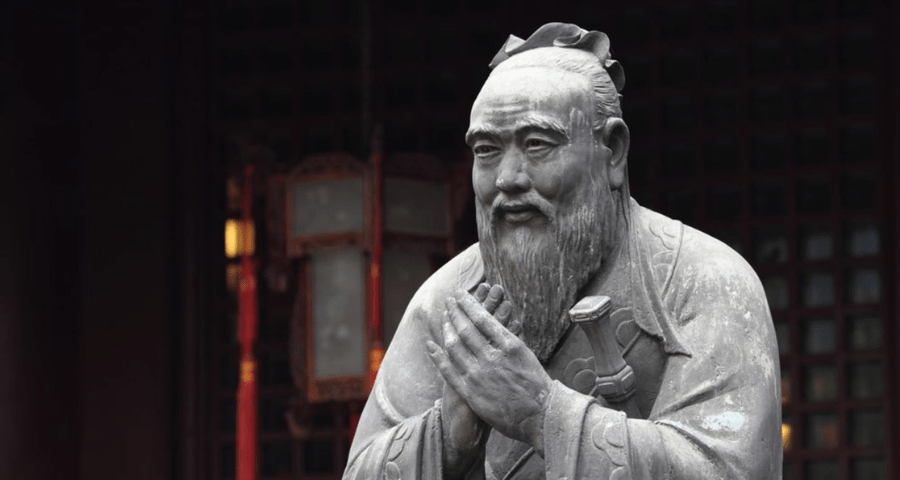 From Confucius to Plato