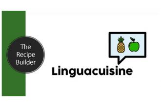 The Linguacuisine 'LinguaChef' Prize