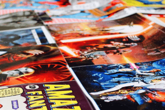 Why Not Teach English through Comics?