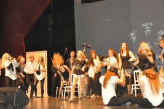 The Making Of a School Musical