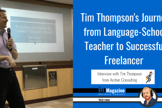 Teacher to Successful Freelancer