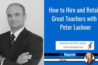 Hire and retain teachers