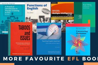 7 MORE FAVOURITE EFL BOOKS